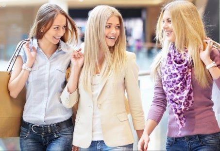 Shoppen in CentrO Oberhausen - 2-daags Vriendinnenweekend net over de grens