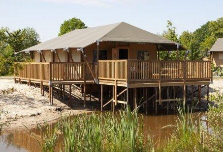 Slapen in een Safaritent op de Sallandse Heuvelrug - Een TOP 3-daagse Familievakantie met het hele gezin