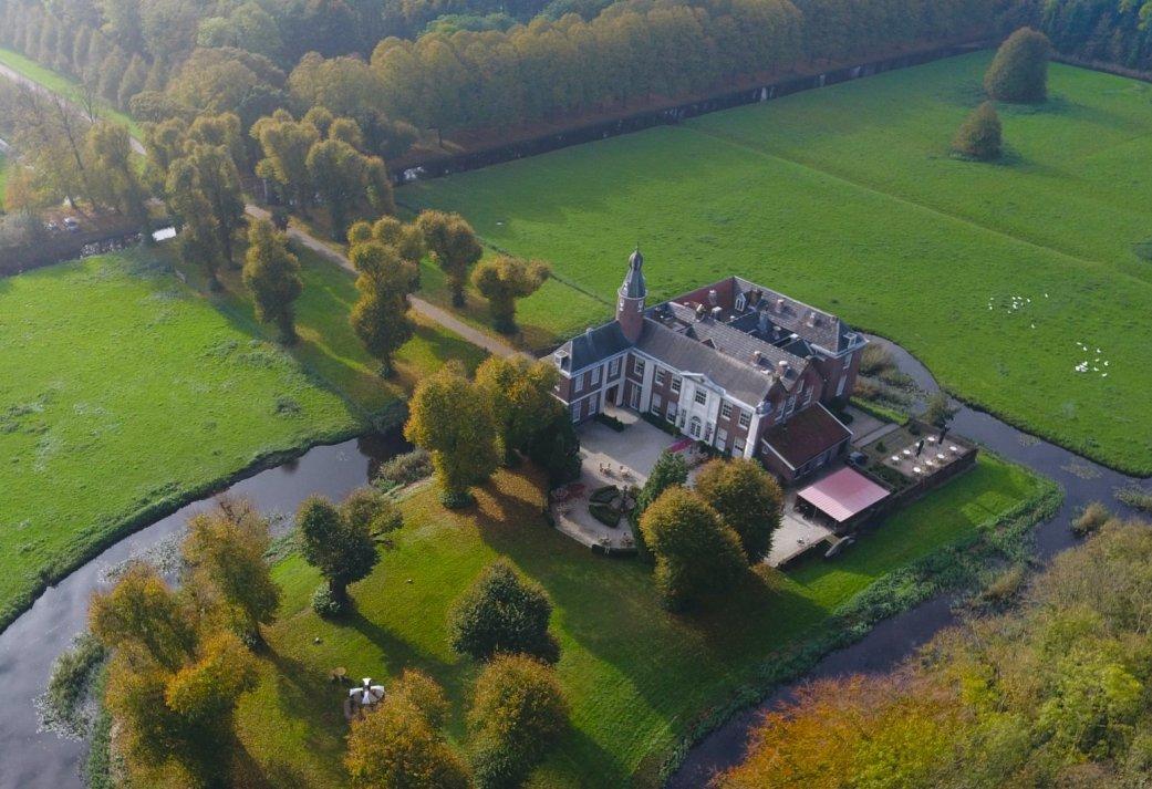 2-daags Golfarrangement met diner in het kasteel in Heemskerk en een dag golfen