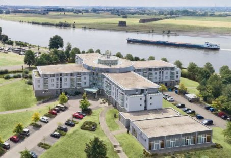 3-daags Fietsarrangement aan de Nederrijn en slapen in een 4-sterren Wellnesshotel