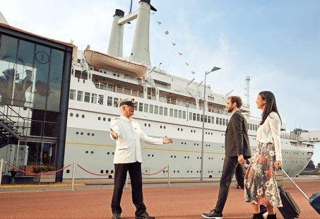 Cruisen in de Maasstad? Genieten van 2-daagse cruise aan de kade in Rotterdam!