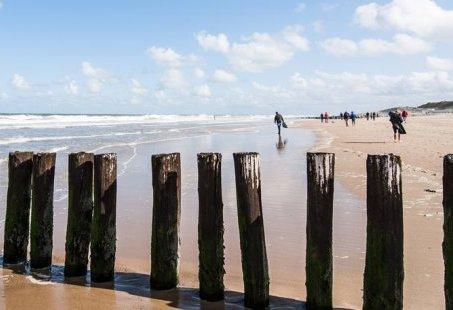 Romantisch genieten in een prachtig strandhotel in Zeeland