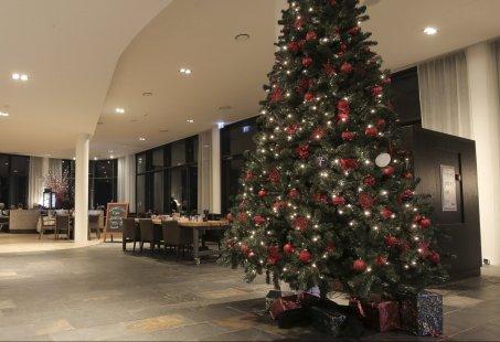 4-daags Kerstarrangement op de Veluwe met op beide Kerstdagen live muziek tijdens de kerstdiners