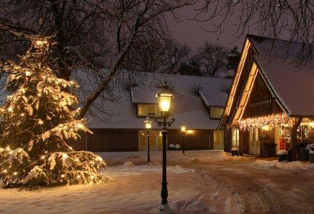 Kerst vieren in Enschede in een sfeervol en verrassend hotel - 3 dagen genieten met Kerst!