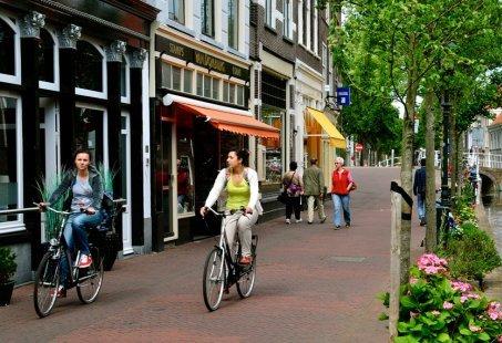 2-daags Fietsarrangement in het culturele Delft