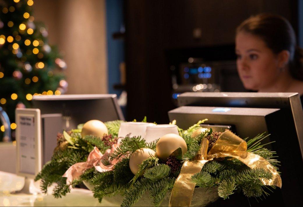 2-daags Kerstarrangement in Zuid-Holland - Inclusief 5 gangen kerstdiner met muzikale omlijsting