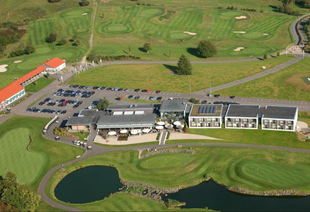 3-daags Golfarrangement met 2 greenfees en slapen in het hotel op de golfbaan