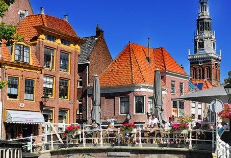 Vriendinnenweekend in Alkmaar inclusief High Tea - Overnachten in een voormalige Gevangenis