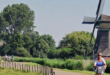 Ontdek Alkmaar en omgeving met het 3-daags Fietsarrangement vanuit een voormalig Gevangenis
