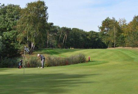 18-holes Greenfee bij Golfclub de Koepel