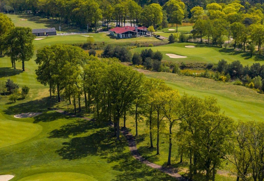 3-daags Golfarrangement - Overnachten op de Sallandse Heuvelrug en golfen op 2 banen