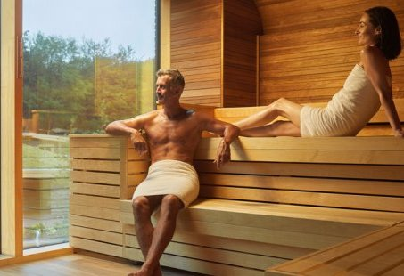 Wellness Verwenarrangement  - 2 daags sauna arrangement om samen lekker te ontspannen