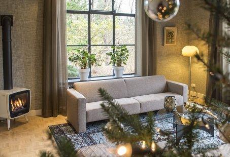 4-daags Kerstarrangement op een Landgoed in het gezellige Brabant inclusief Live muziek