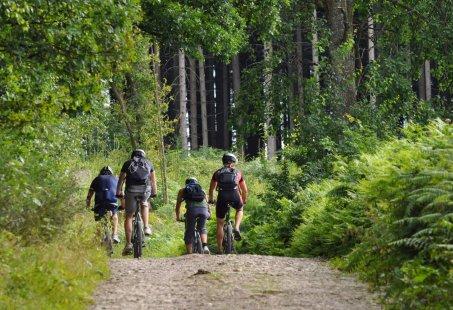 3-daags Mannenweekend - Verken de Utrechtse Heuvelrug op de Mountainbike