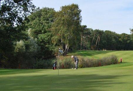 Dagje golfen en nachtje weg in Twente - 2-daags arrangement