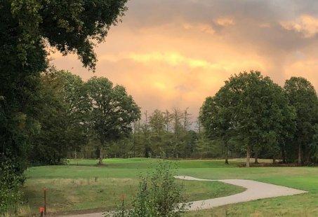 18-holes Greenfee bij Golfbaan