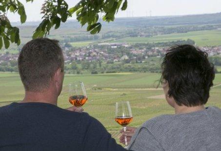 Romantiek voor 2 in Duitsland inclusief Picknick en Panoramisch uitzicht