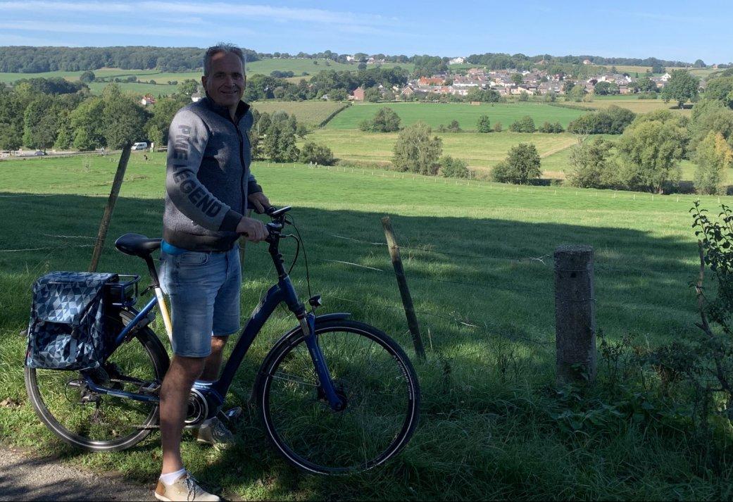 3-daags Heerlijk Heuvelland Fietsarrangement in het Zuid-Limburgse Epen