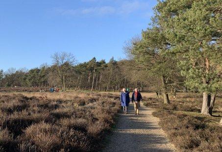 3-daags Wandelarrangement door Nationaal Park de Utrechtse Heuvelrug