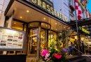 Ingang Brasserie marktzijde Den Bosch