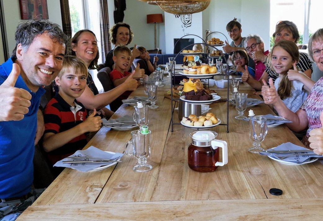 Vriendenweekend met Escaperoom, BBQ en Overnachten in een Villa