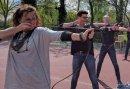 Schieten in het Riet met Luchtdrukgeweer en Luchtdrukpistool - Mannenuitje in de Weerribben