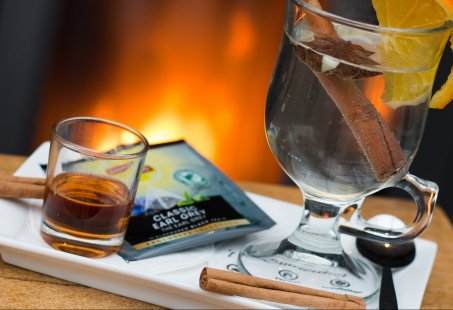 Winters genieten in de tijd van Peaky Blinders met High tea of diner