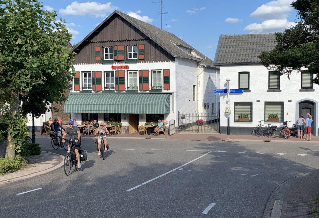 Fietsen vanuit Epen - 3-daags Fietsarrangement in Zuid-Limburg