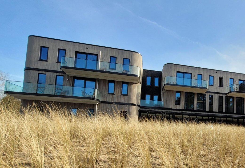8-daagse Strandvakantie in Egmond aan Zee in een luxe vakantie appartement met speciale voorzieningen