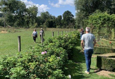 Wandelarrangement door het Heuvelland met verblijf in hartje Valkenburg