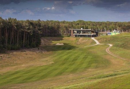 2-Daags Golfarrangement met verblijf op een landgoed en golfen op de 1e reversibel golfbaan van Europa