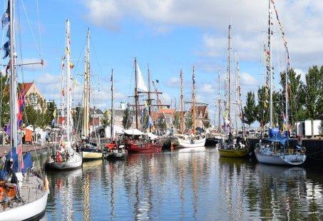 3-daags Wandelarrangement vanuit het Friese havenstadje Harlingen