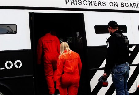 Familie outdoor game - Prison Escape in Paasloo