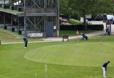2-daags Golfarrangement - Slapen op een prachtig landgoed en golfen in Den Bosch