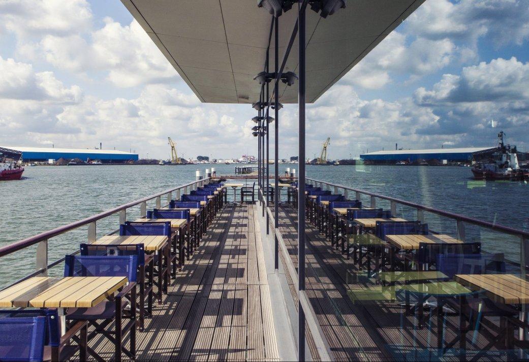 2-daags Vriendinnen arrangement met High Tea aan de oevers van de Nieuwe Maas