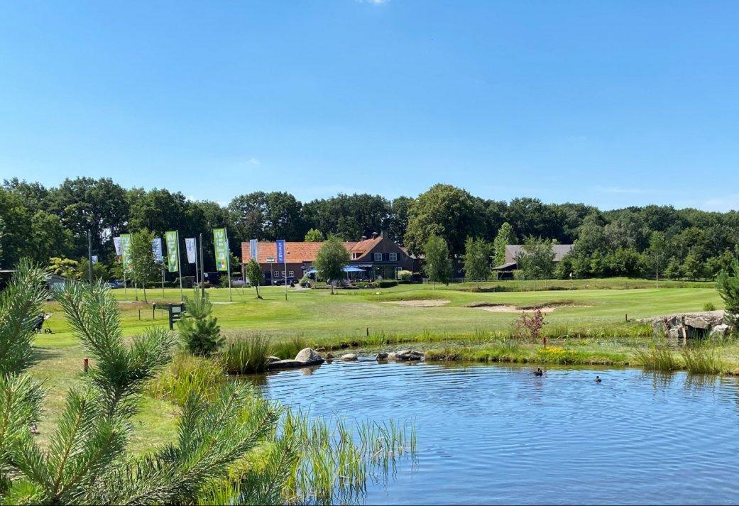 3-daags Golfarrangement - Slapen in een voormalig klooster en een dag golfen