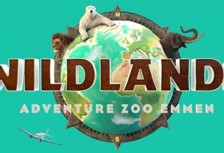 Bezoek themapark Wildlands in Emmen en verblijf 3 dagen Zuidlaren