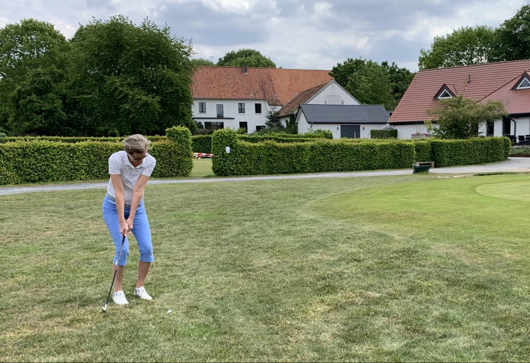 2-daags Golfarrangement - Nachtje slapen in Zeddam en 18 holes golfen net over de grens
