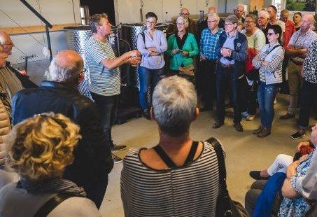 Vriendinnenweekend met Wijnrondleiding en proeverij in het Montferland