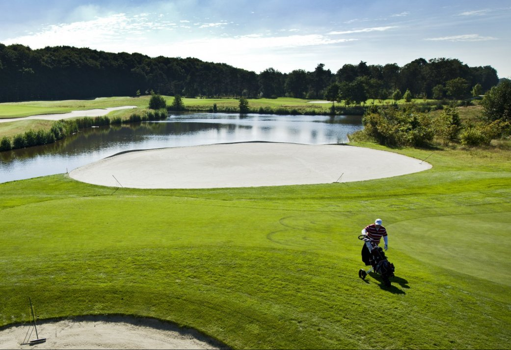 Golfen in Twente bij het Rijk van Sybrook