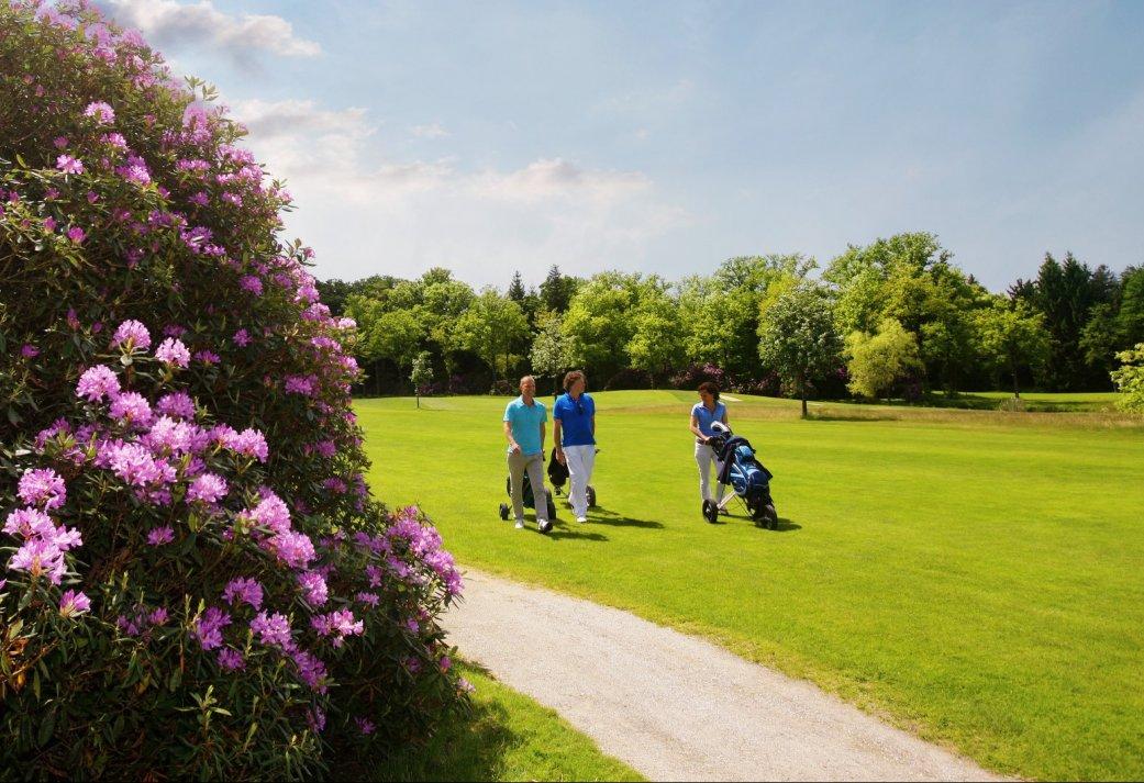 2-daags Golf Verwenarrangement met een Beautydag en 18 holes Golfen