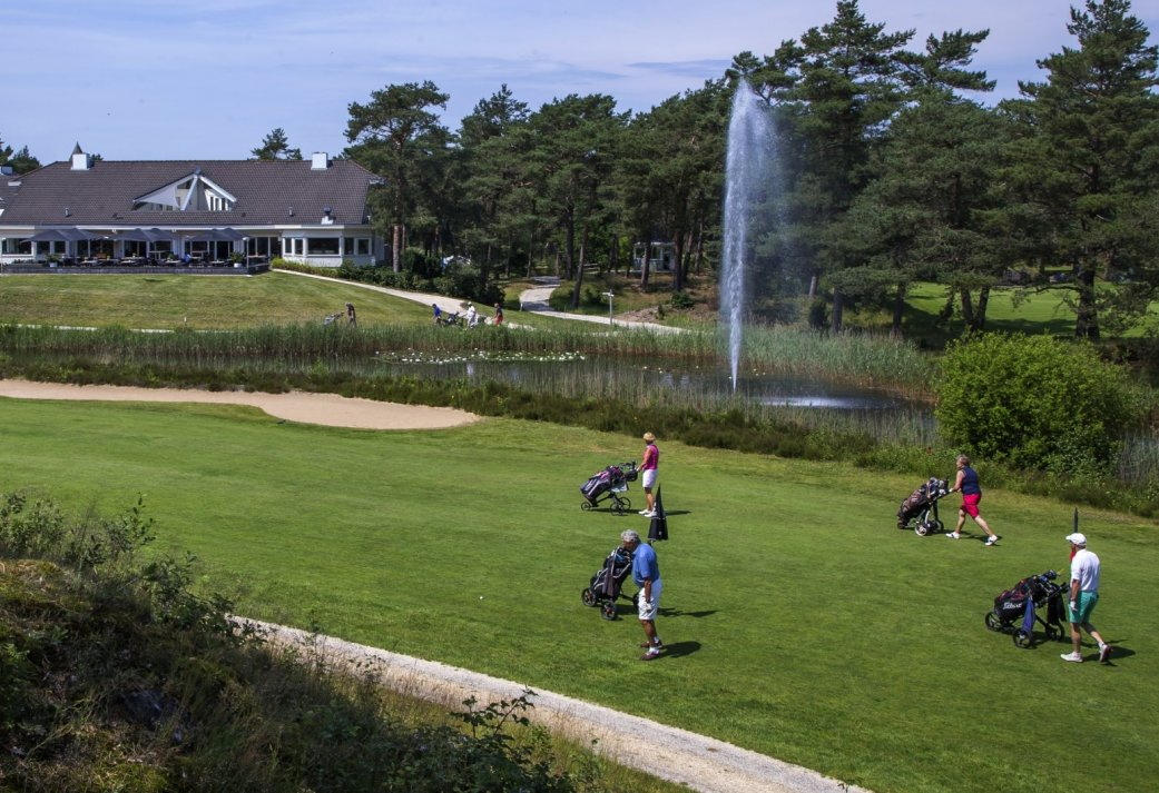 2-daags Golfarrangement op de Veluwe met een greenfee op het Rijk van Nunspeet