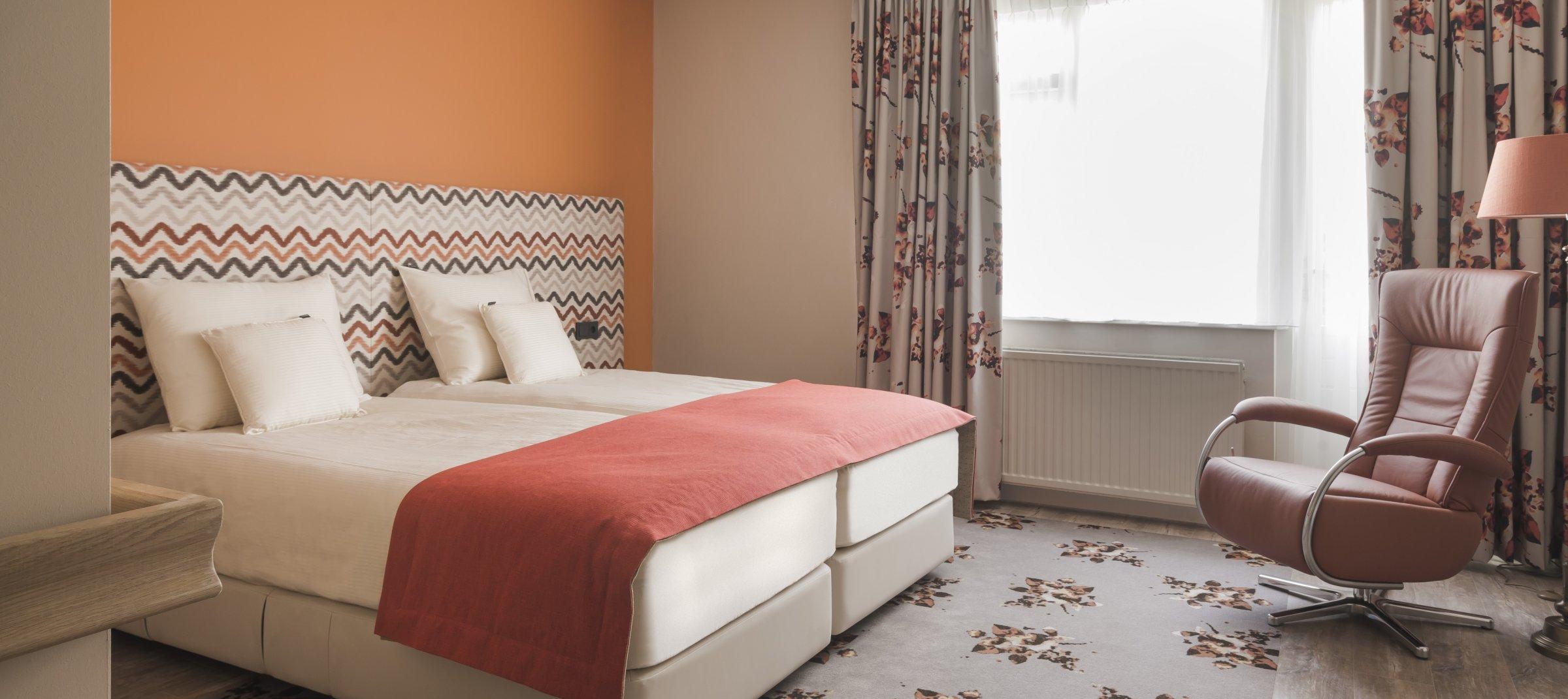 Het hotel in Nunspeet