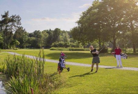Romantisch Golfarrangement in een prachtige Villa in het Salland en golfen op Sybrook