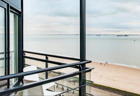 3-daags Romantiek in Vlissingen arrangement en verblijf in een Luxe kamer met zeezicht en balkon