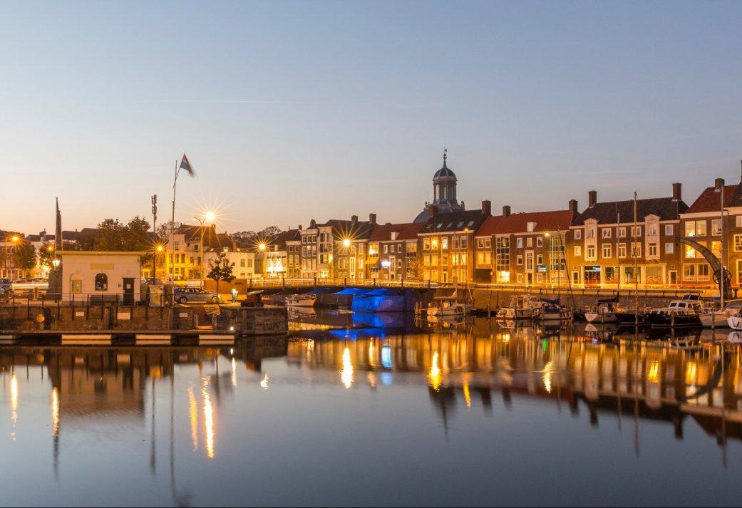 Romantiek in Zeeland met dit 3-daagse Romantische arrangement in Middelburg
