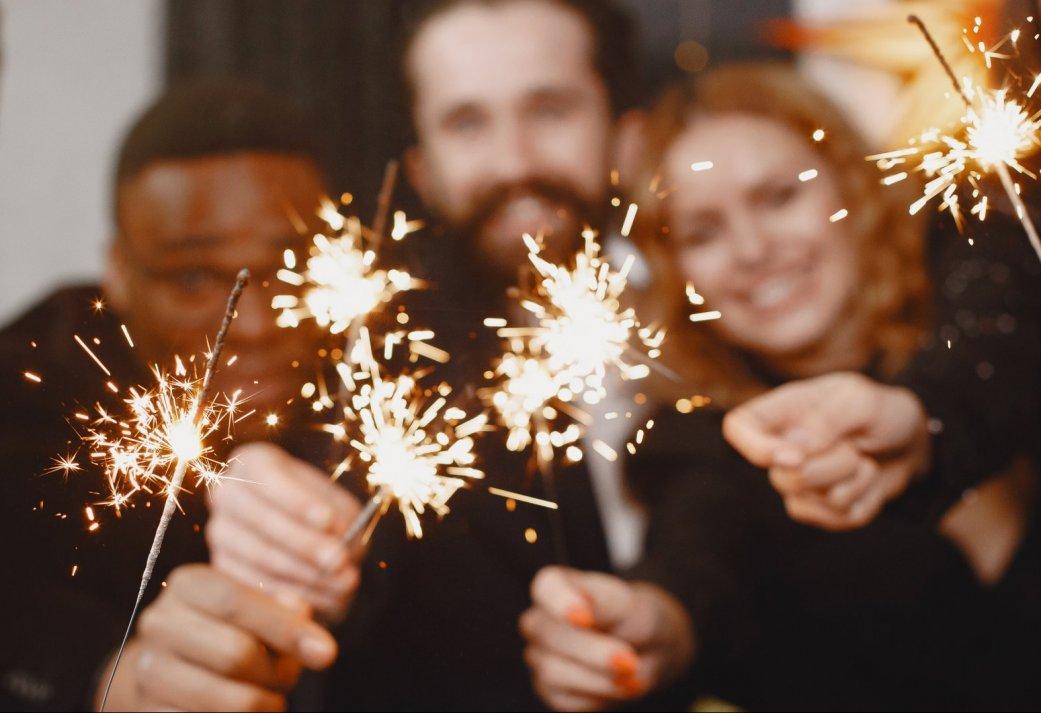 2-daagse Sylvesterparty in Brabant met DJ, Champagne, Oliebollen en Vuurwerk