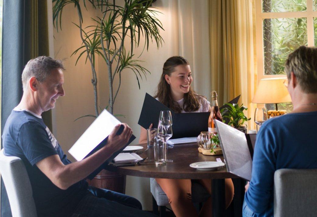 Wild arrangement in het Montferland - Culinair genieten