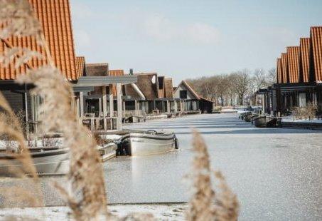4-daags Oud en Nieuw vieren in een Luxe Watervilla - volledig verzorgd