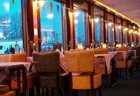 Moonlight Dinner Cruise langs het eiland van IJsselmonde